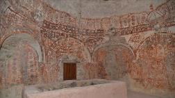 Osmanlı Beyinin Türbesinden Orta Asya Türk Motifleri Çıktı
