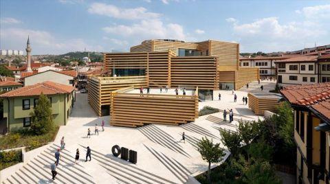 Odunpazarı Modern Müze Kapılarını Açıyor