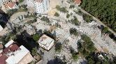 İstanbul'da Metruk Binalar Yıkılıyor