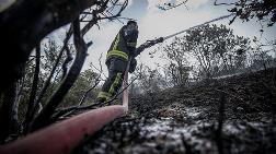9 İlde Çıkan Orman Yangınlarının Tamamı Söndürüldü