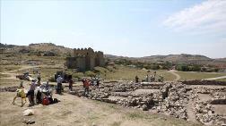 Hattuşa'da Hitit Mahallesi Gün Yüzüne Çıkarılıyor