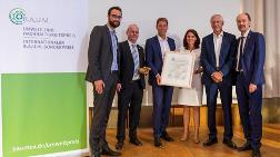 GROHE'ye  B.A.U.M. 2019 Çevre ve Sürdürülebilirlik Ödülü