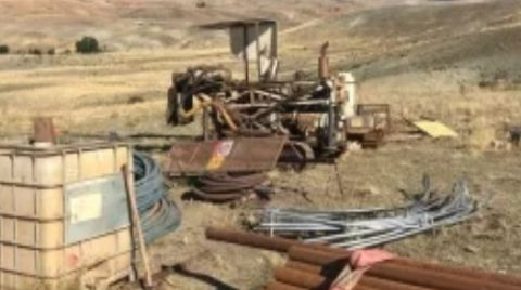 Altın Madeni, Bakırtepe'yi Bitirdi Çevresine El Attı
