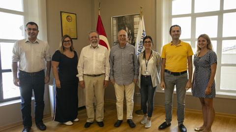 Kadir Has Üniversitesi ile STFA İnşaat Grubu İşbirliği