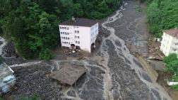 Çamlıktepe'de Sel Sonrası Yıkılan Okulun Yeni Yeri Belirlendi
