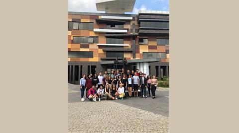 Yıldız Entegre, Ulusal Mimarlık Öğrencileri Buluşması'na Sponsor Oldu