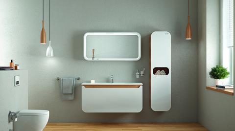 Creavit'ten Pion Banyo Mobilyası Takımı