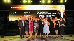 Gayrimenkulde Kadın Liderler Platformu'na Ödül