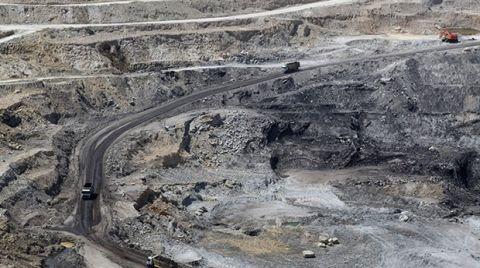 Bin Yıl Yaşayan Meşe Ormanına Maden