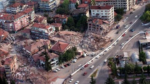 Riskli Binalar Yeni Deprem Haritasına Göre Belirlenecek