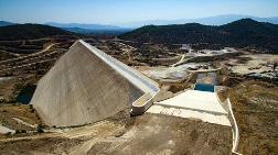 Rahmanlar Barajı'nda Fiziki Gerçekleşme Yüzde 80 Oldu