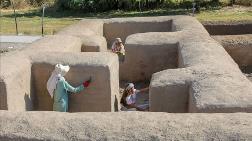 Urartu Aristokratları'nın Yaşadığı Yapılar Ayağa Kaldırıldı