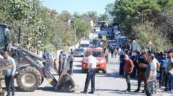 Beykoz'da Orman Arazisindeki Kaçak Yapılar Yıkılıyor