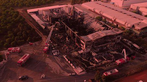 AFAD'dan Tuzla'daki Fabrika Yangınına İlişkin Açıklama