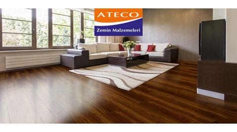 Ateco'dan Artlines LVT Zemin Kaplamaları