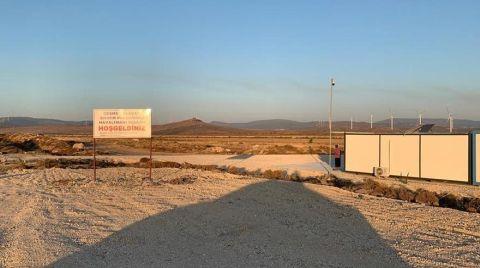 Alaçatı Havalimanı İnşaatı Durdu