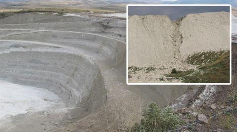 Maden Tahribatı Hakkında Suç Duyurusu