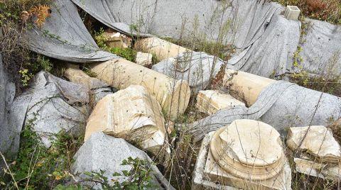 Amasra'da Tapınak Kalıntıları Bulundu
