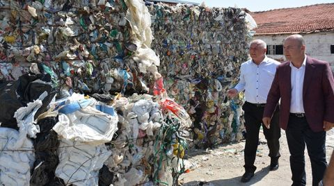 Çöp İthal Eden Firma Kapatıldı, Çöpler Elde Kaldı