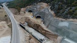 Kırkdilim Tünellerinde 780 Metrelik İlerleme Sağlandı