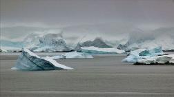 """""""Antarktika'daki Buz Kopmasının İklim Değişikliyle İlgisi Yok"""""""