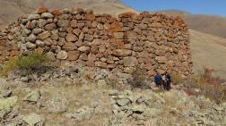 2 Bin 700 Yıllık Kalede Tescil Çalışması