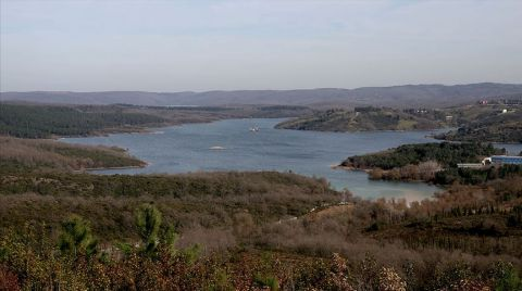 İstanbul'daki Barajların Su Seviyesi Yüzde 50'nin Altına Düştü
