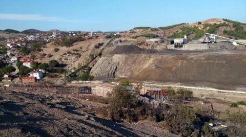 Demir Madeni, Atık Sahası için Meraya Göz Dikti