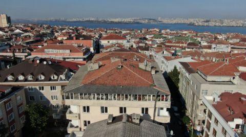 Ağır Hasarlı Bina, 20 Yıl Sonra Tahliye Edildi