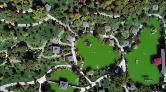 Bu Park Japonya'daymış Hissi Uyandırıyor