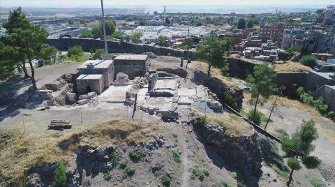 """""""Diyarbakır'ın Kalbi""""nde Yerleşim 8 Bin Yıl Önce Başlamış"""