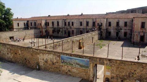 Tarihi Sinop Cezaevi'nde Restorasyon Başlıyor