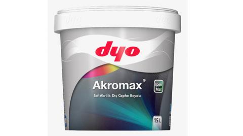 DYO'dan Akromax Dış Cephe Boyası
