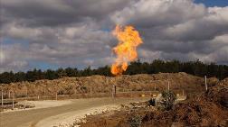 Tekirdağ'da İlk Doğal Gaz Ateşi Yandı