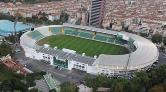 Bursa Atatürk Stadyumu, Beton Oldu