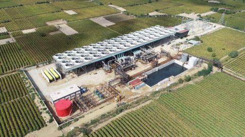 ALA-2 Jeotermal Enerji Santrali İşletmeye Alındı