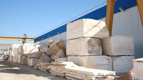 Meksika'nın İnşaat Projelerinde Türk Doğal Taşı Kullanılacak