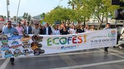 Marmaris'te Ekoloji Festivali Düzenlendi