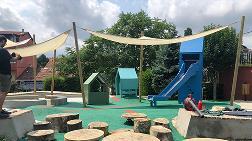 0-3 Yaş ve Aileleri İçin Tasarlanmış İlk Park Açıldı