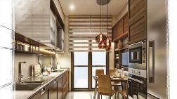 Kentsel Dönüşüm - Artella Kapı ve Tresette Mutfak, Piyalepaşa İstanbul Projesinde