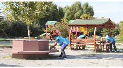 Van'daki Tüm Parklar Bakıma Alındı