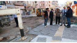 Simav'da Prestij Cadde Projesi Tamamlanıyor