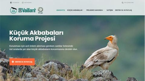 Vaillant'ın Küçük Akbaba Projesi 17 Milyon Kişiye Ulaştı