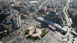 Taksim Meydanı'nda Yaza İnşaat Başlıyor