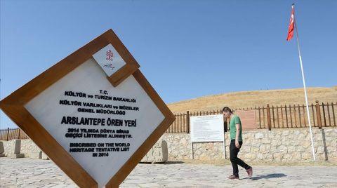 """""""Arslantepe UNESCO'da Olmalı"""""""