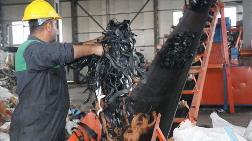 Atık Plastikler Pirolitik Yağa Dönüşüyor