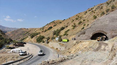 Karayolları'ndan Hakkari-Van Arası Yol Projesi
