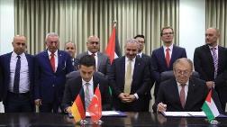 Filistin'in Serbest Sanayi Bölgesini, Türk Şirketi Faaliyete Geçirecek