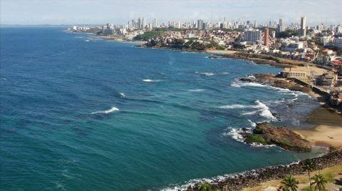 """Brezilya'daki Petrol Sızıntısı, """"Brezilya'nın Karayipleri""""ne Ulaştı"""