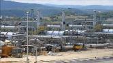 TürkAkım'da Deniz Geçiş Hatlarından İlki Doğal Gazla Dolduruluyor